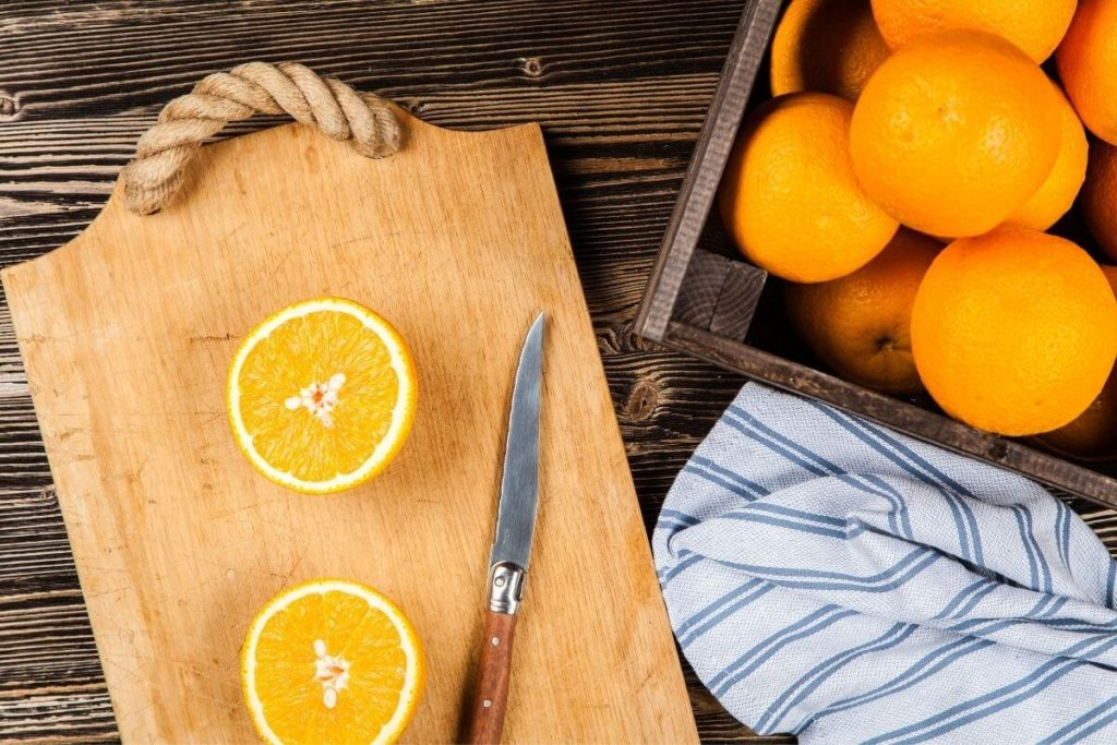 Orange - Foods that start with O