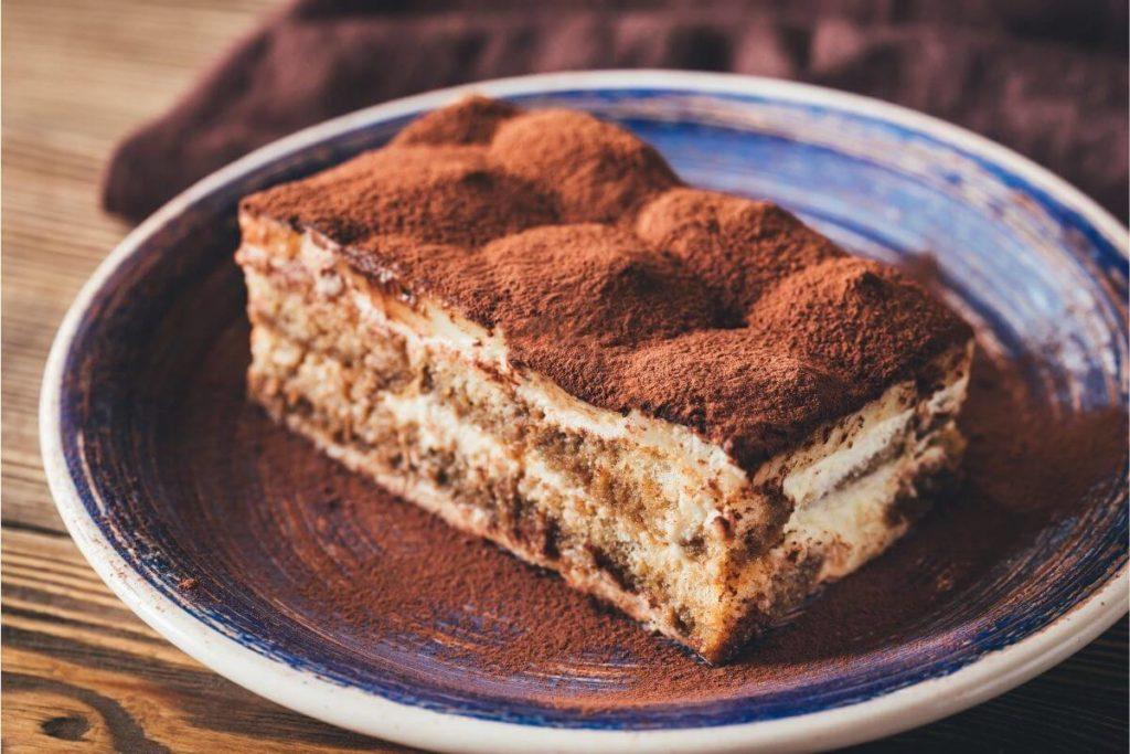 Tiramisu - Foods that start with T