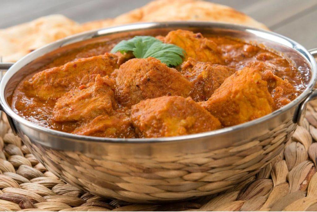 Vindaloo - Foods that start with V