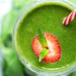 Alakline Spinach Smoothie