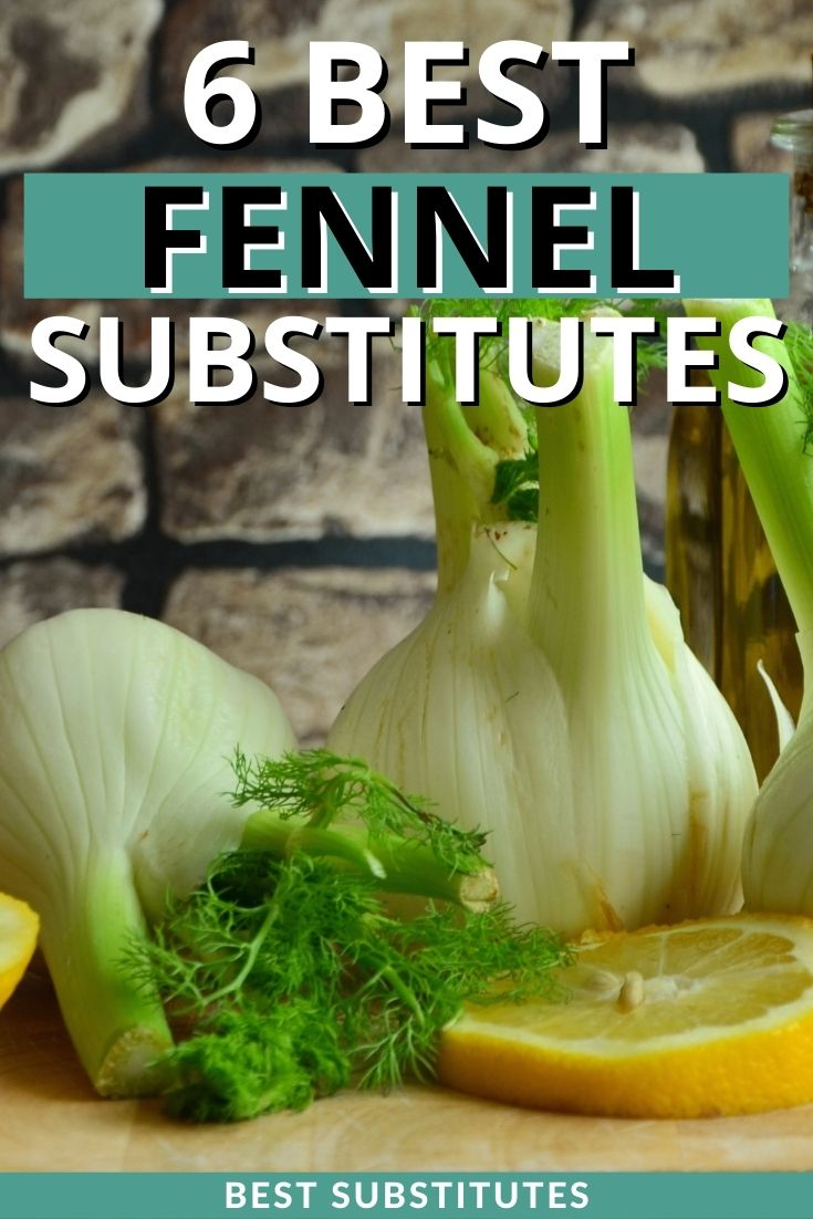 Best Fennel Substitutes