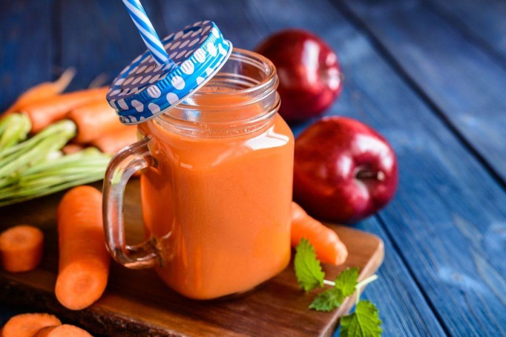 Carrot Apple Smoothie Recipe