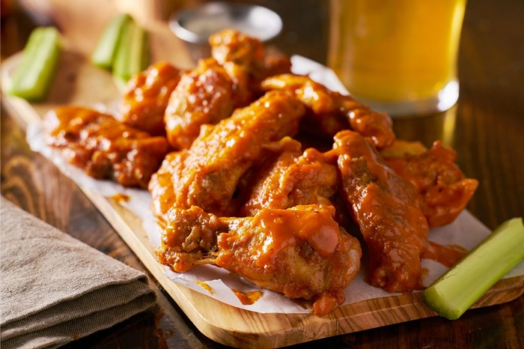 Best Sides for Chicken Wings