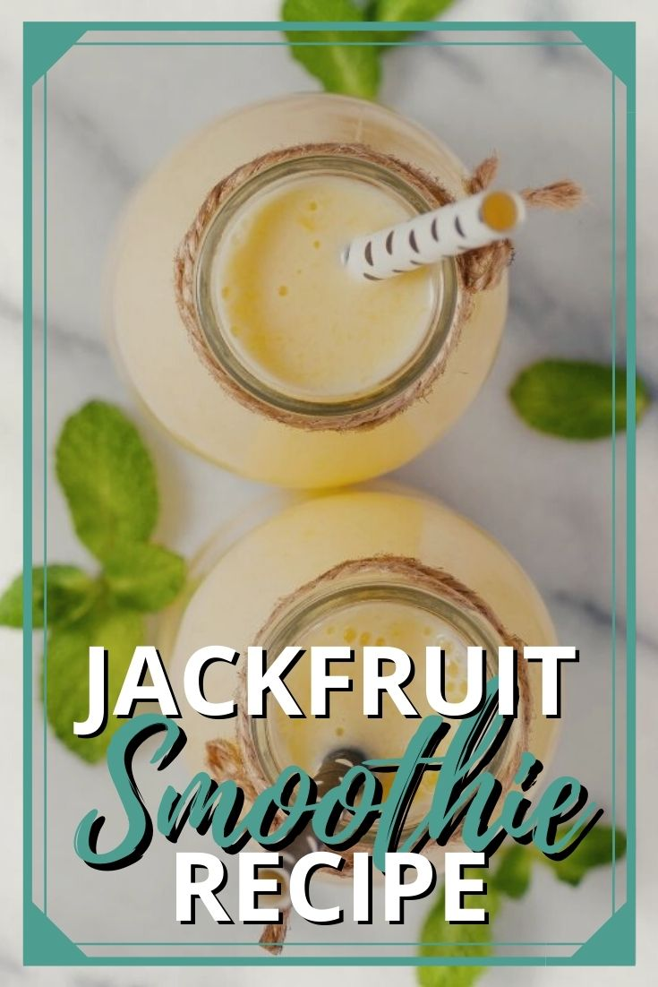 Jackfruit Smoothie Recipe