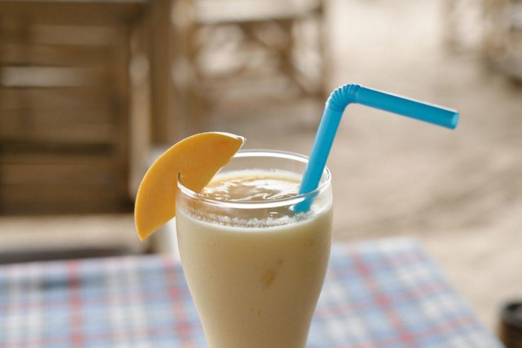 Mango Bubble Tea Recipe