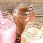 Neapolitan Milkshake Recipe