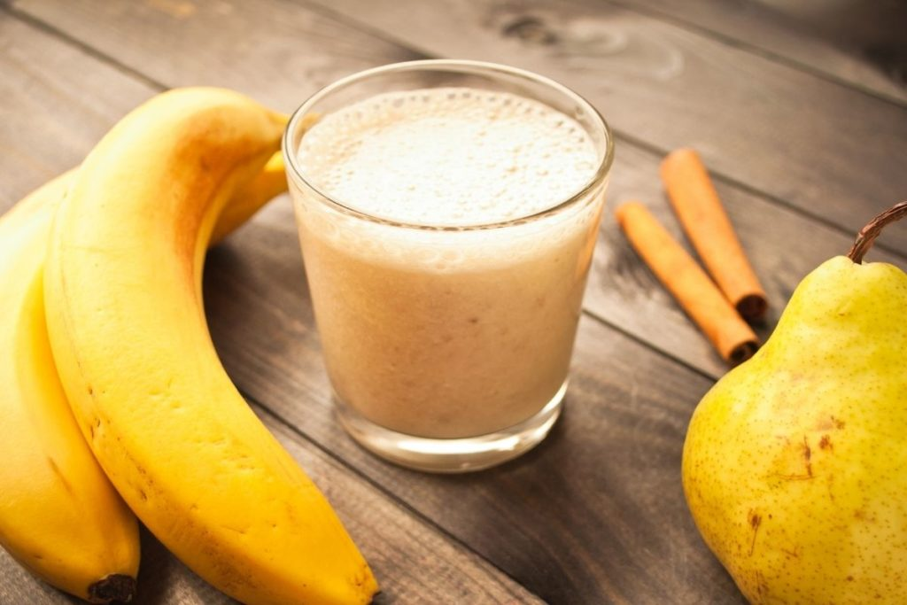 Pear Banana Smoothie Recipe
