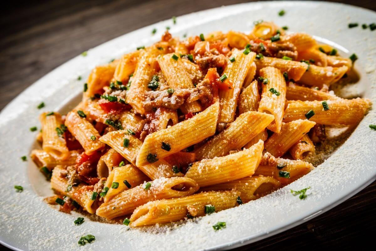 Ziti Vs Penne What S The Difference Recipe Marker