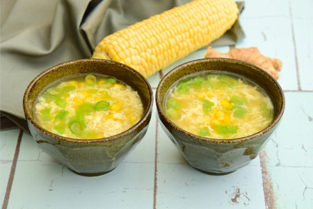 Soup - What to Serve with Chicken Salad
