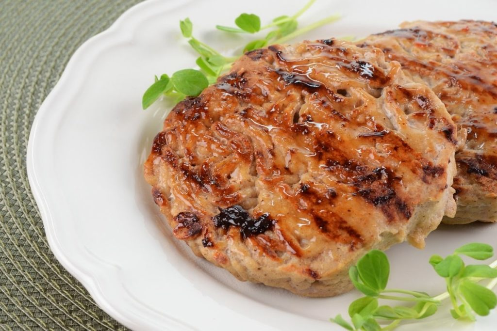 How to Grill Frozen Turkey Burgers