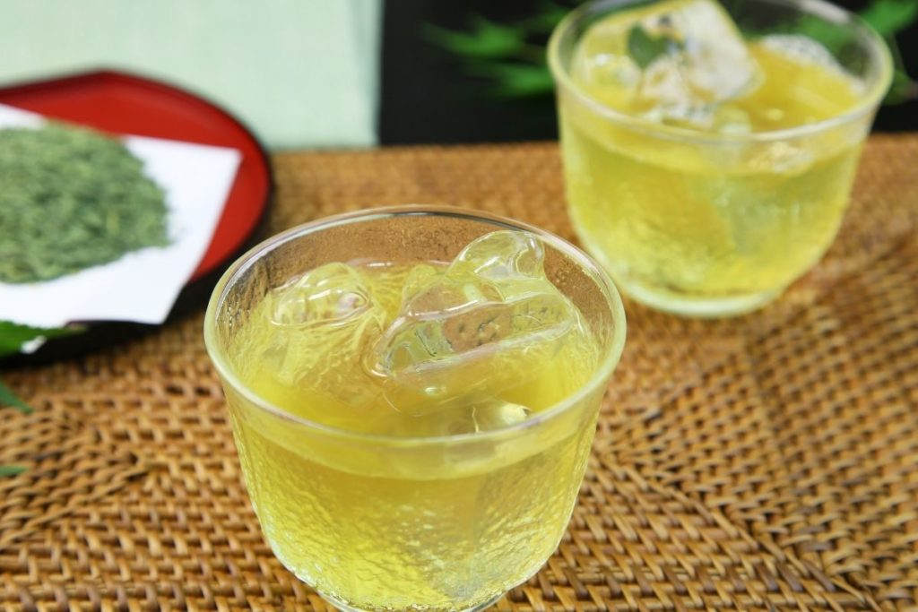 Homemade Panera Iced Green Tea Recipe