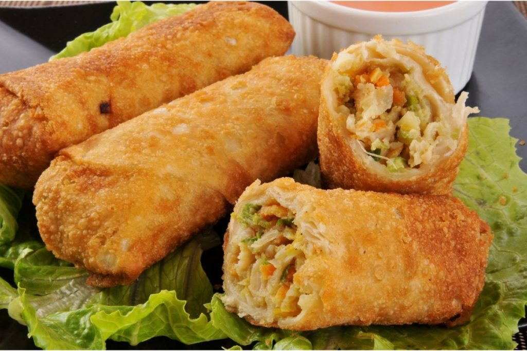 How to Cook Frozen Egg Rolls in Air Fryer