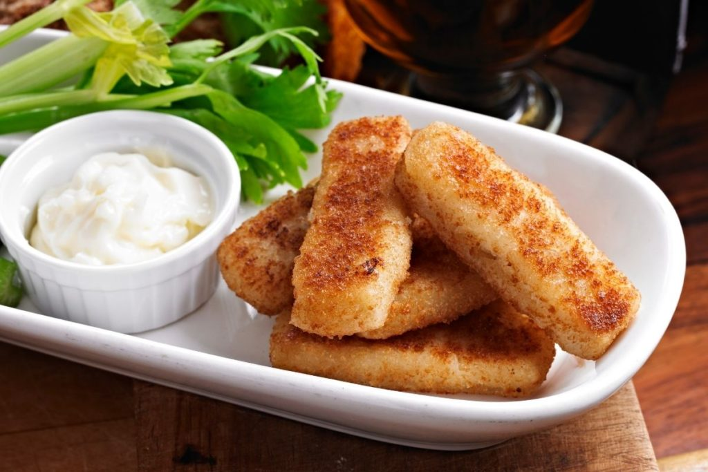 How to Cook Frozen Fish Sticks in Air Fryer
