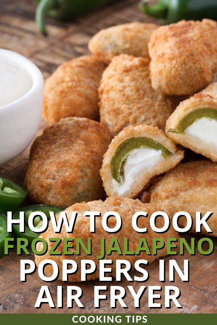 How to Cook Frozen Jalapeno Poppers in Air Fryer