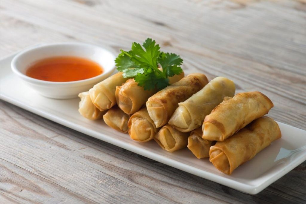 How to Cook Frozen Lumpia