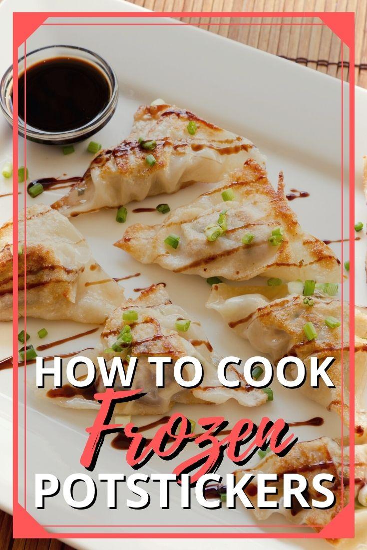 How to Cook Frozen Potstickers