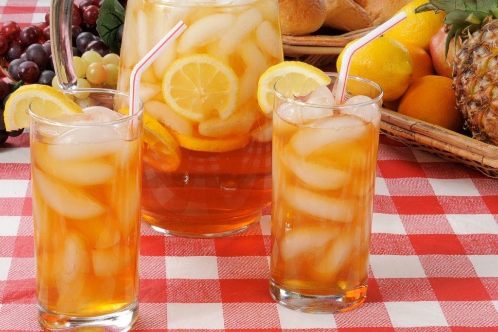Pineapple Plantation Iced Tea Recipe