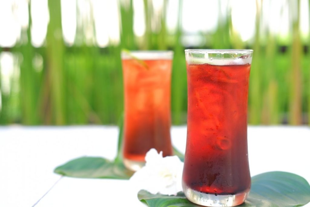 Strawberry Long Island Iced Tea Recipe