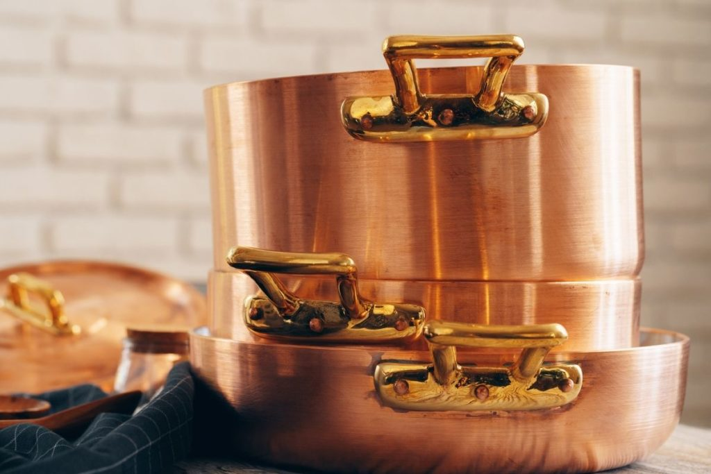 Copper vs Stainless Steel Cookware