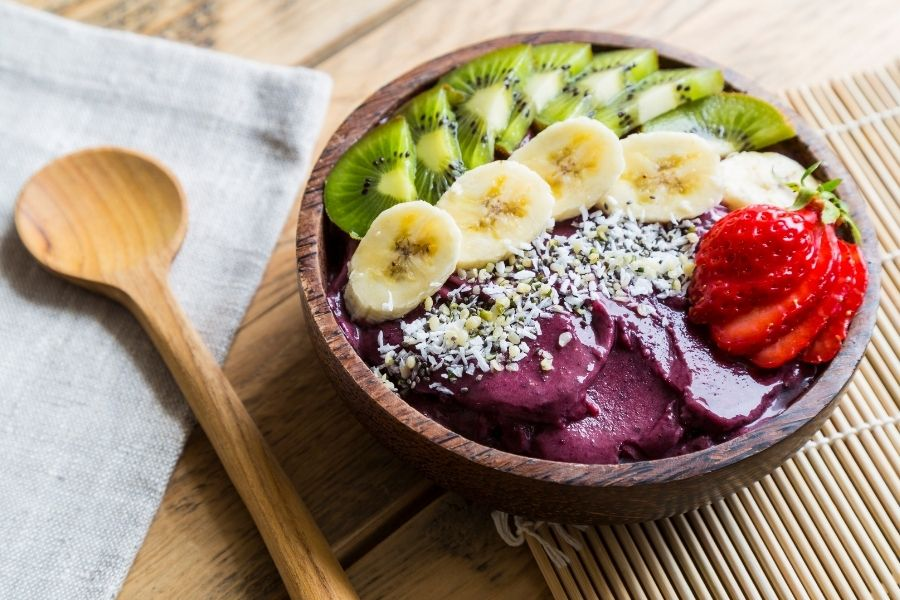 Homemade Jamba Juice Acai Recipe