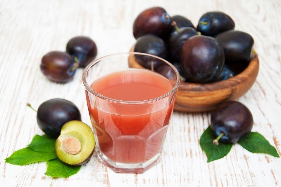 Plum Juice Recipe