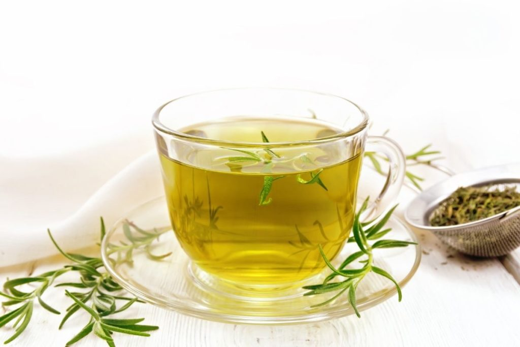 Rosemary Tea Recipe