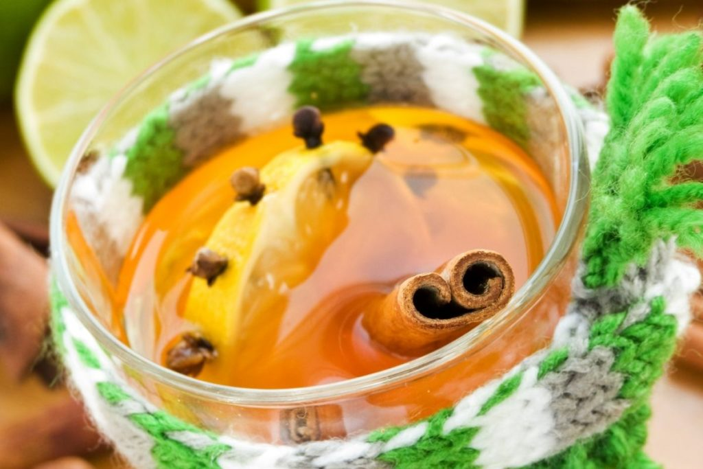 Spiced Tea with Tang Recipe