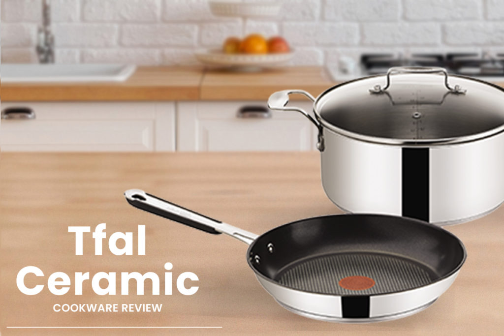 Tfal Ceramic Cookware Review
