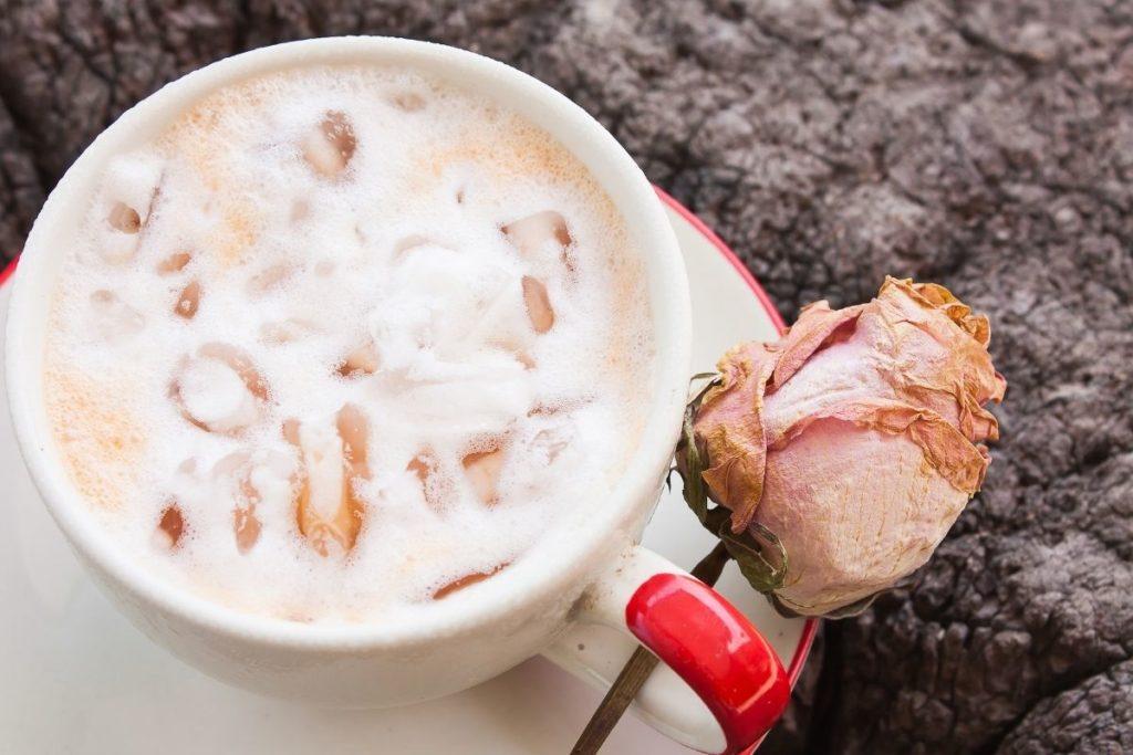 Winter Melon Milk Tea Recipe