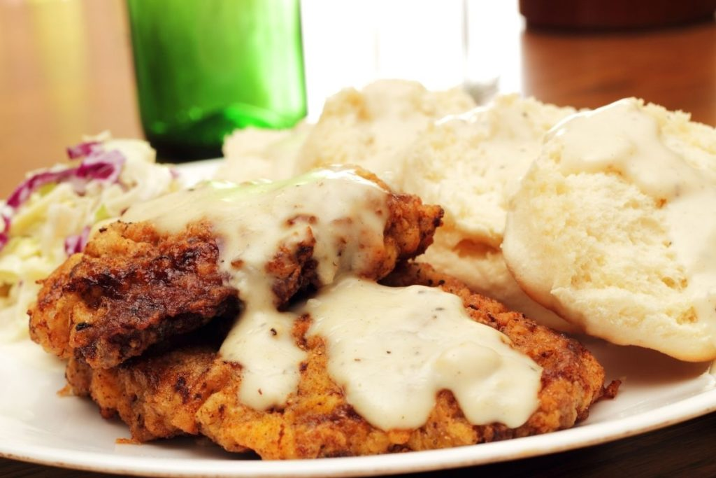 Chicken Fried Steak Sides