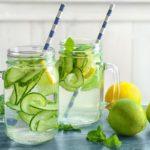 Flat Tummy Water Recipe