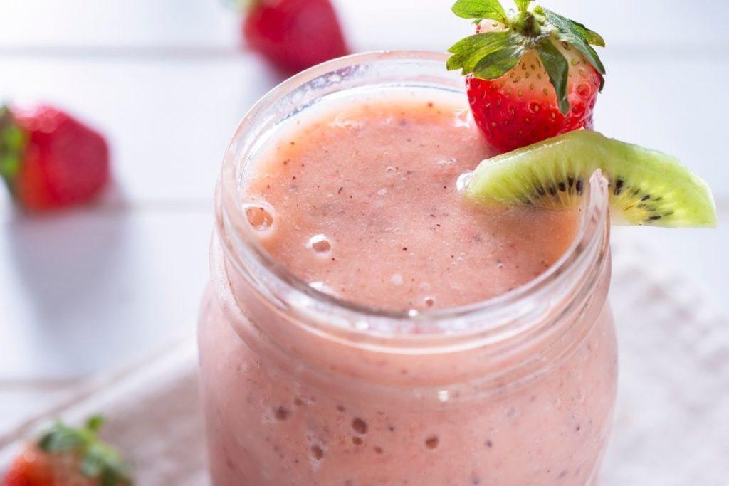 Smoothie King Strawberry Kiwi Breeze Recipe