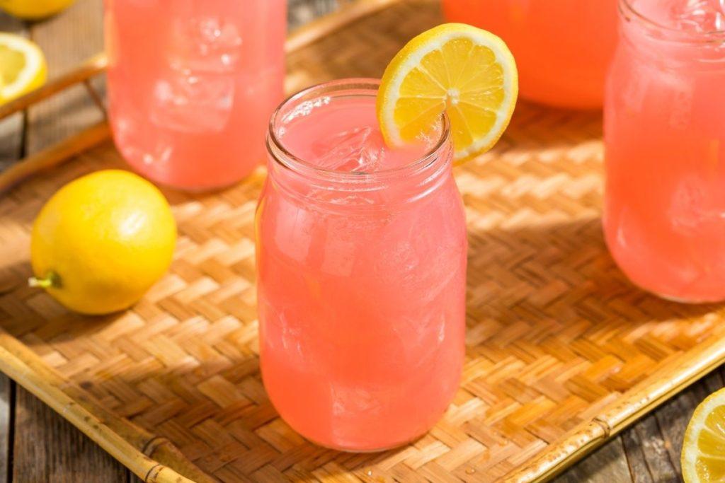 Starbucks Guava White Tea Lemonade Recipe Copycat version