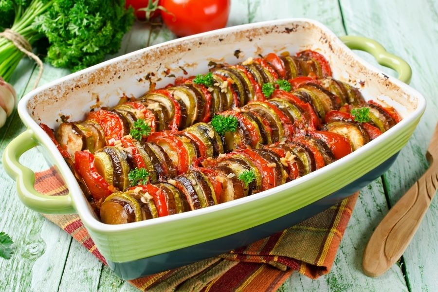 Best Sides to Serve with Ratatouille