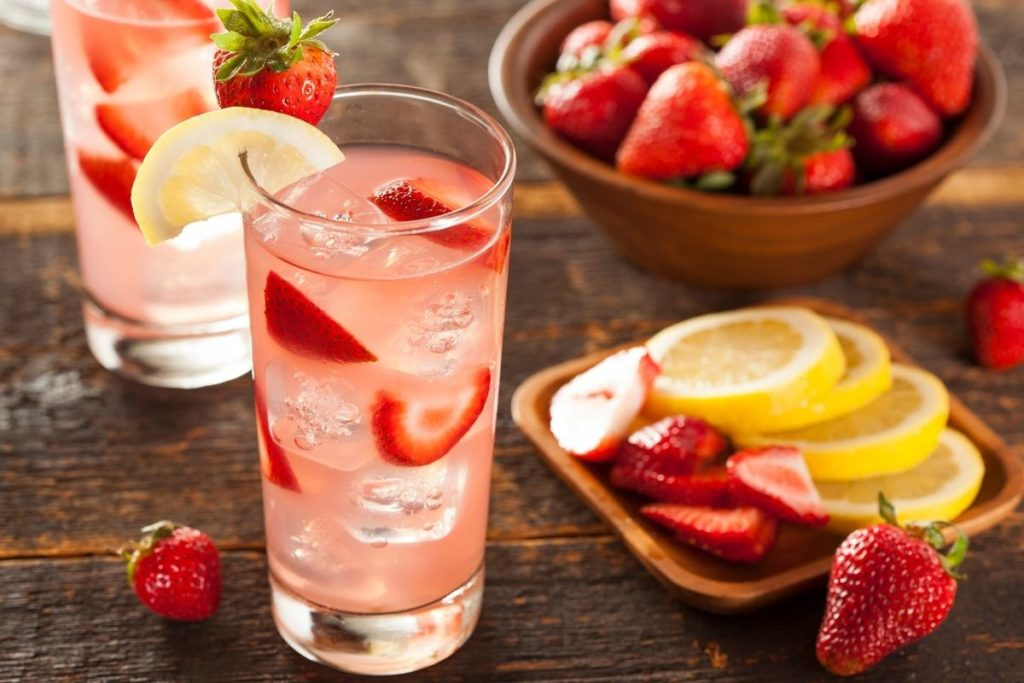 Wendy's Strawberry Lemonade Recipe