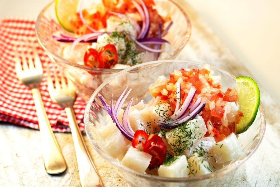 What is Ceviche