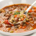 Best Sides for Minestrone Soup