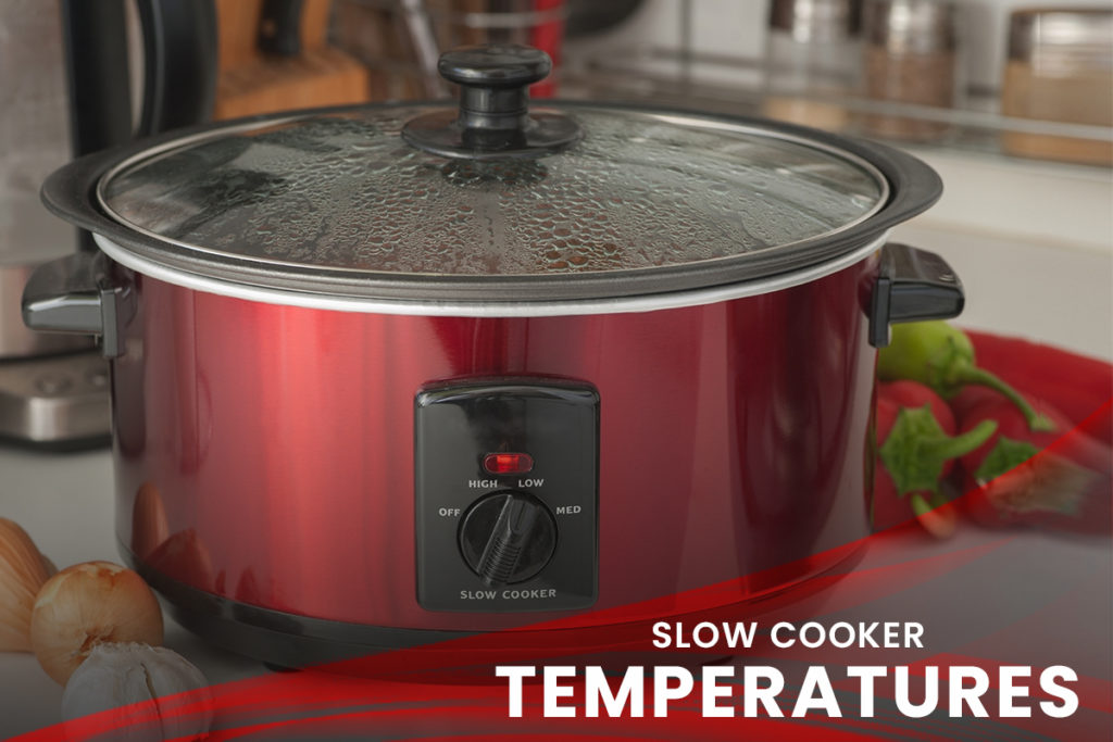 slow cooker temperatures