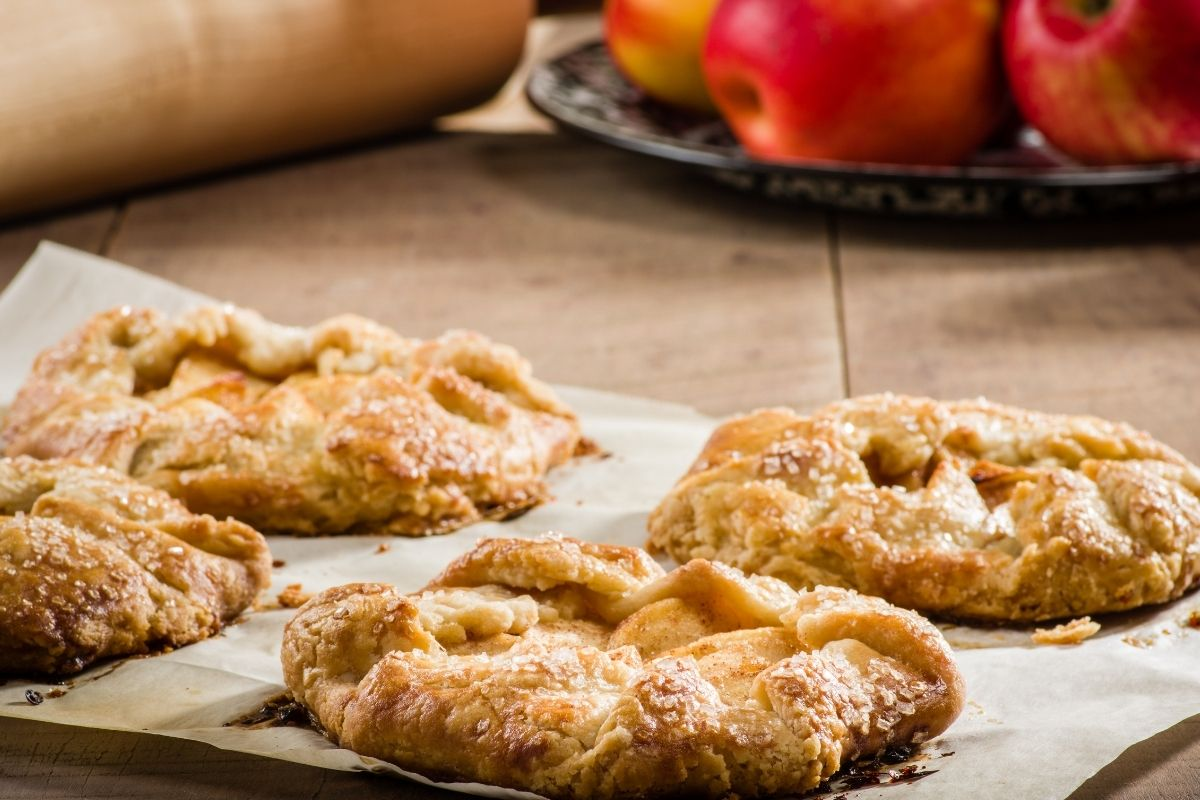 Baking Cookies with Parchment Paper