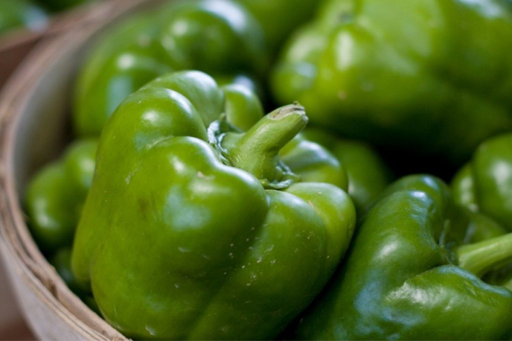 Bell Peppers - Substitutes For Poblano Peppers