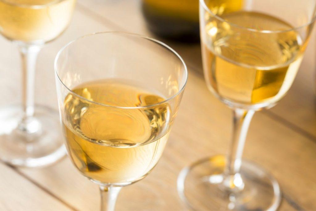 Dry Sherry - Sake Substitutes