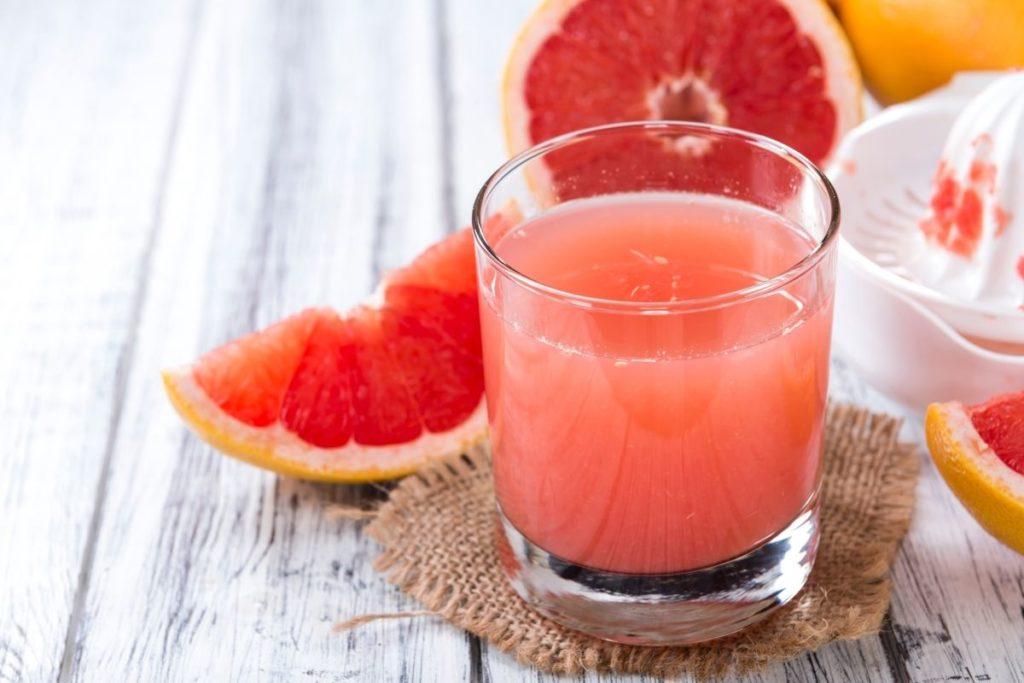 Grapefruit Juice - Substitutes for Pineapple Juice