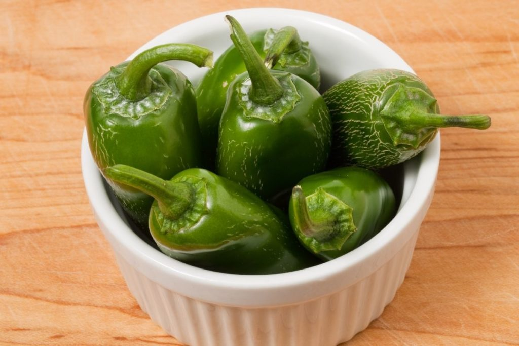 Jalapenos - Substitutes For Poblano Peppers
