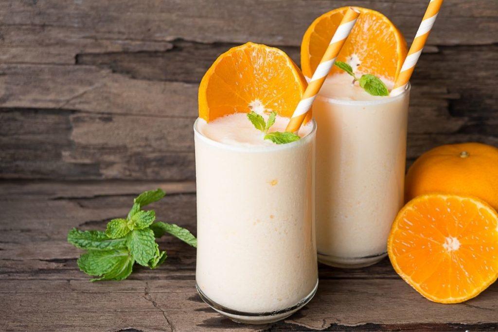 Jamba Juice Orange Dream Machine Recipe