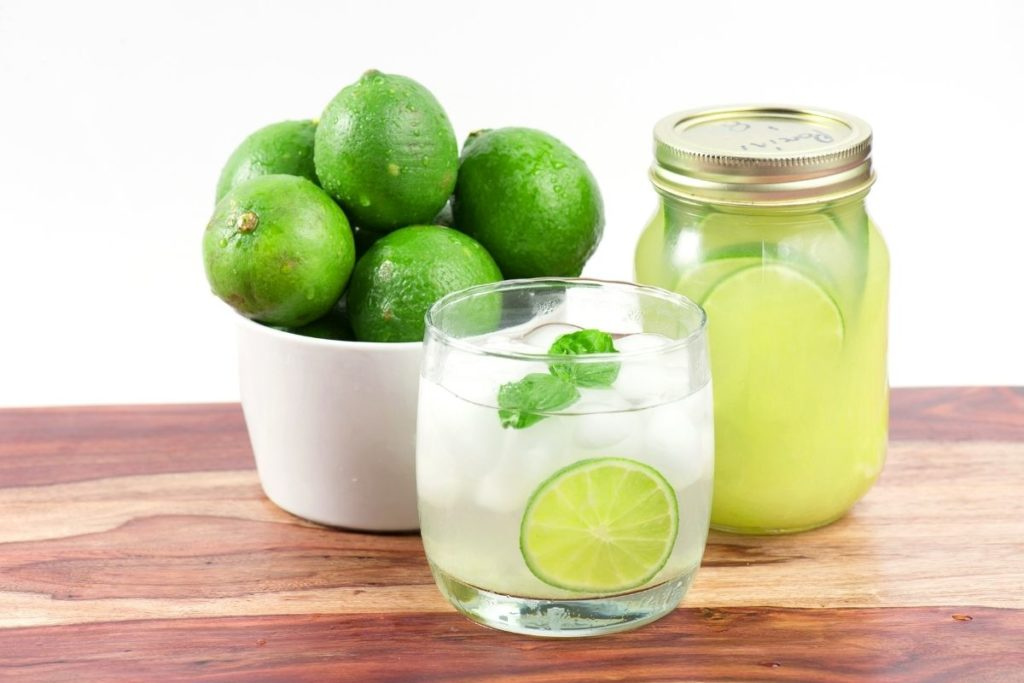 Lime Juice - Substitutes for Pineapple Juice