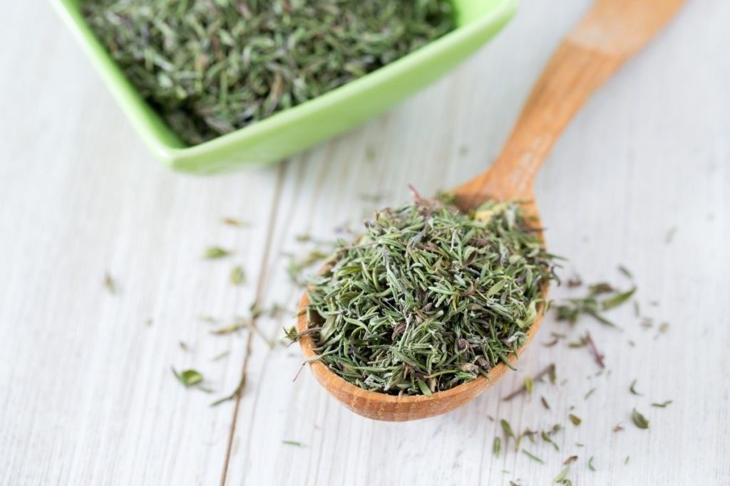 Thyme - Sage Substitutes