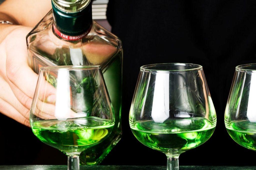 Absinthe - Pernod Substitutes