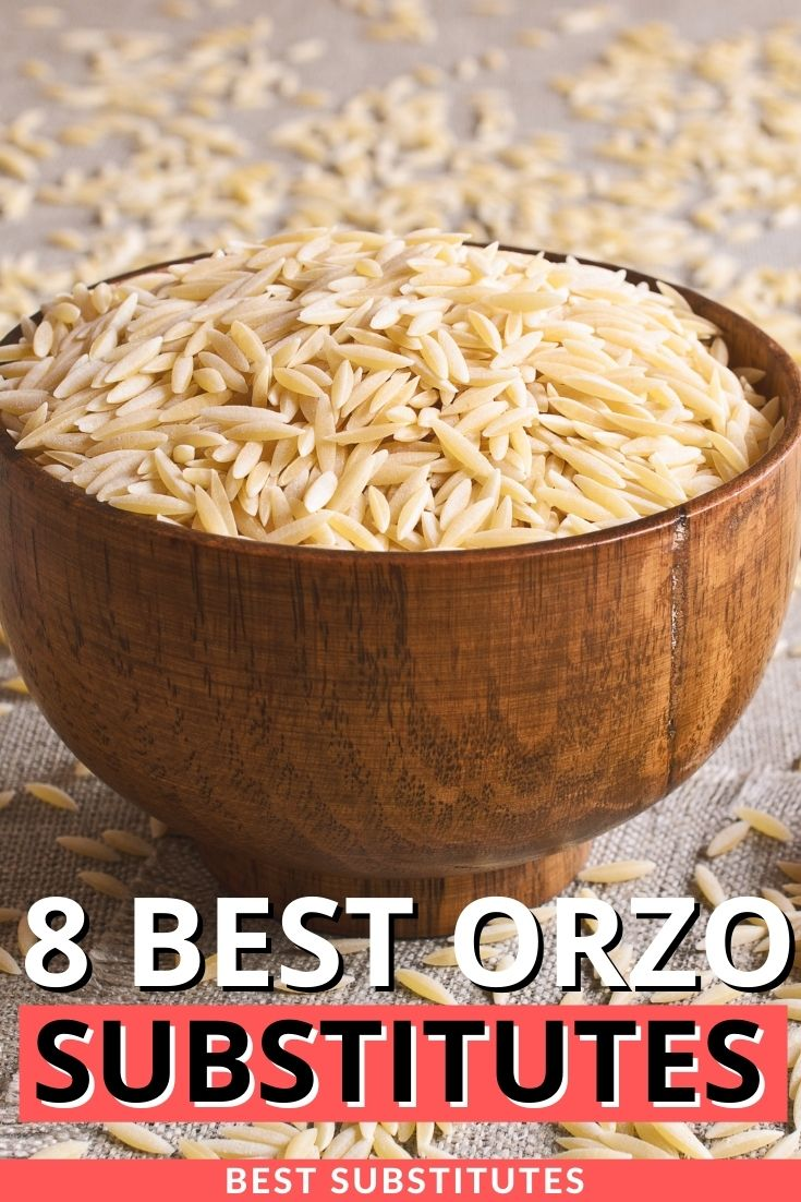 Best Orzo Substitutes