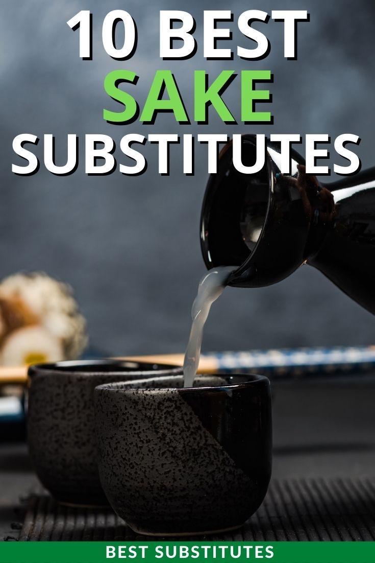 Best Sake Substitutes