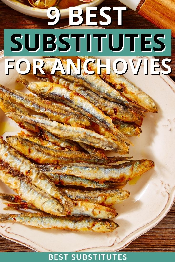 Best Substitutes for Anchovies